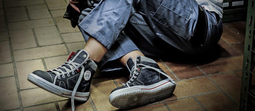 Werkschoenen Sneakers Dames.Veiligheidsschoenen Voor Dames Bestel Online Heigo Nl Webshop