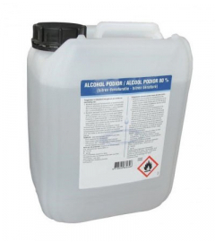 DESINFECTIEMIDDEL ALCOHOL PODIOR 5000ml